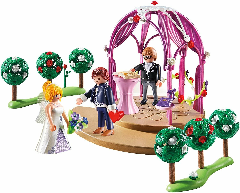 playmobil 9229 wedding ceremony  toys n tuck
