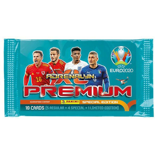 Euro 2020 Adrenalyn XL Cards - Premium Pack