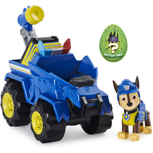 Paw Patrol Dino Rescue Deluxe Vehicle - Chase