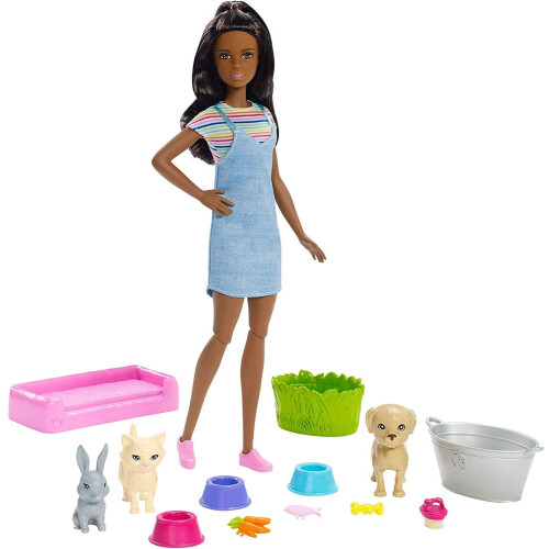 Barbie Play 'N' Wash Pets