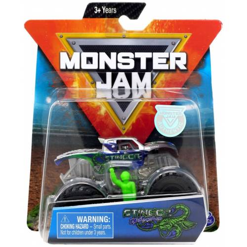 Monster Jam - Stinger Unleashed