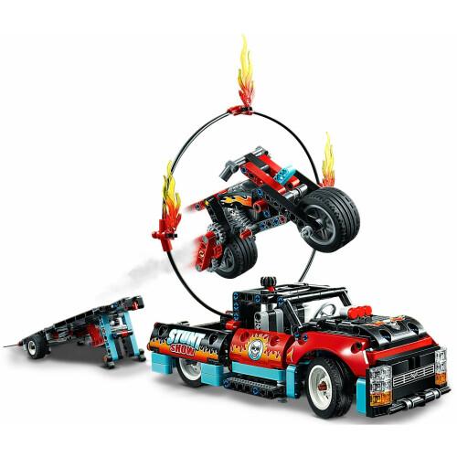 Lego 42106 Technic Stunt Show Truck & Bike