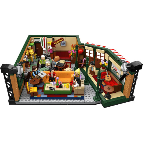 Lego 21319 Friends The Television Series Central Perk