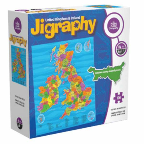 The Happy Puzzle Company - Jigraphy UK & Ireland