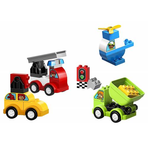 Lego 10886 Duplo My First Car Creations