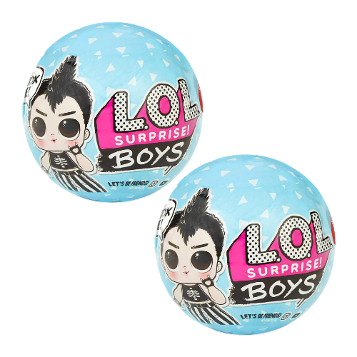 2x L.O.L. Surprise! Boys Series 1