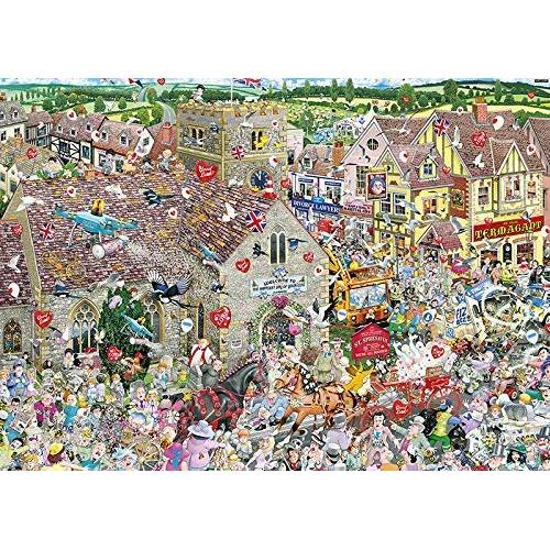 Gibsons I Love Weddings 1000pc
