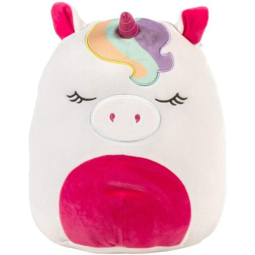 Squishmallows 12 Inch Plush - Mickey the White Unicorn