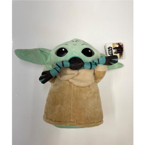 Star Wars Mandalorian The Child 12Inch Plush (Froggy Snack)