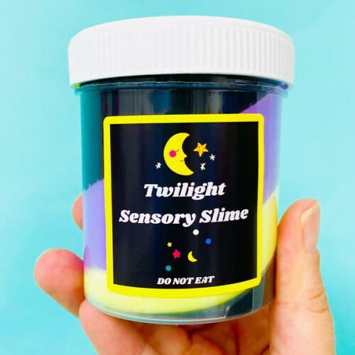 Sensory Slime - Twilight