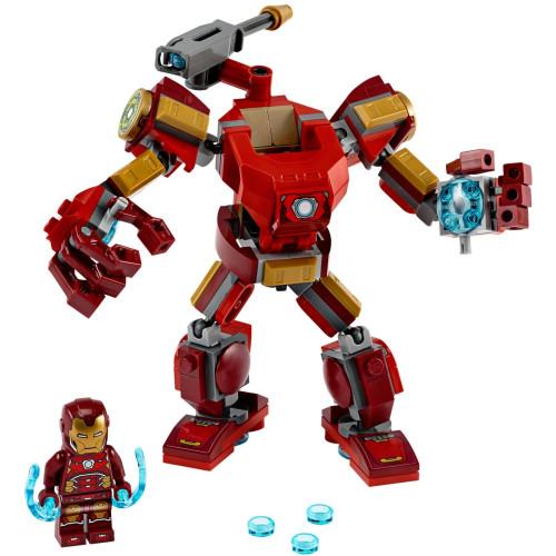 Lego 76140 Avengers Iron Man Mech