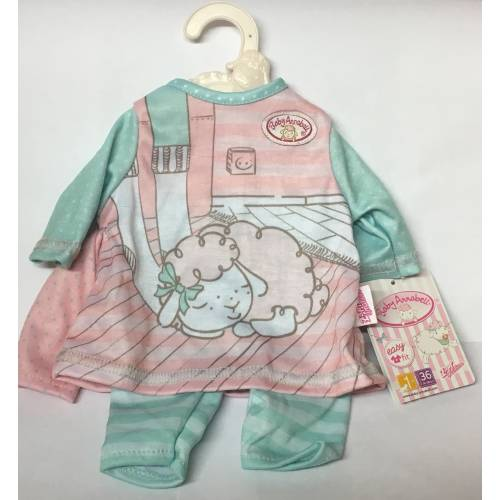 Baby Annabell Clothing - Sleeping Sheep Outfit