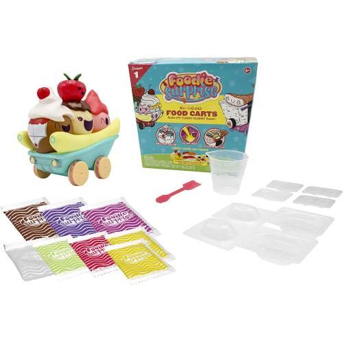 Foodie Surprise Ice Cream Cart