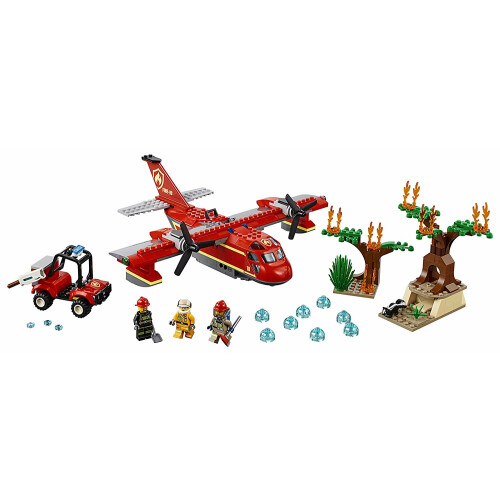 Lego 60217 City Fire Plane