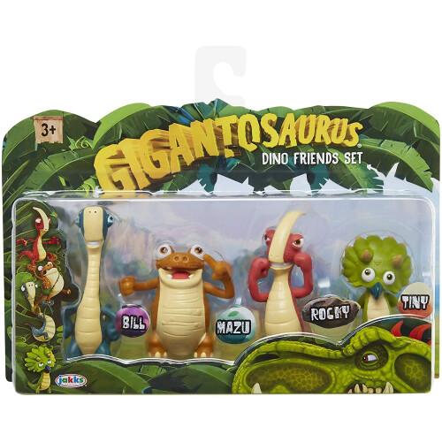 Gigantosaurus - Dino Friends Set