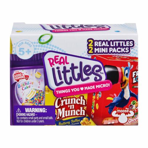 Shopkins Real Littles Vending Machine - Mini Pack