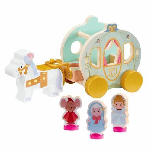Disney Princess Wooden - Cinderella's Pumpkin Carriage