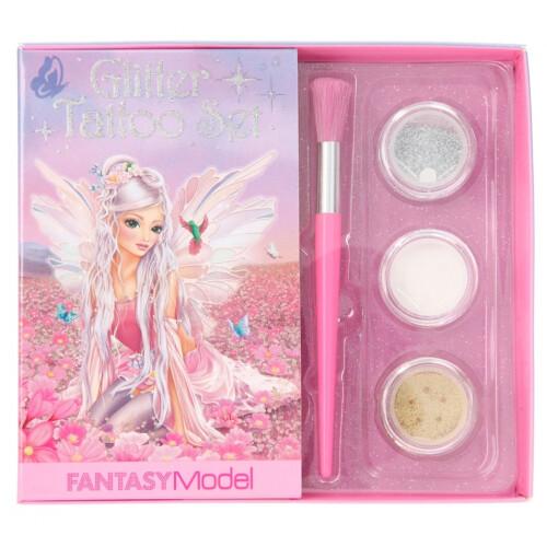 Depesche Fantasy Model Fairy Glitter Tattoo Set