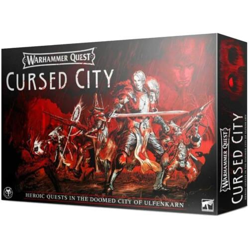 Warhammer Quest - Cursed City