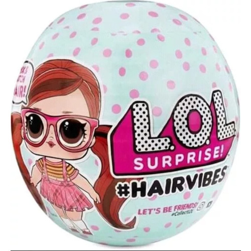 L.O.L. Surprise! Hairvibes