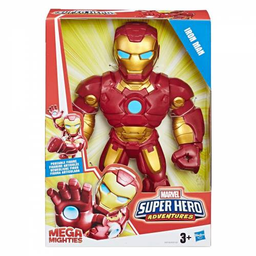 Playskool Heroes Marvel Super Hero Adventures Iron Man