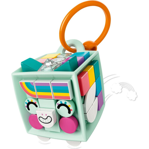 Lego 41940 DOTS Bag Tag Unicorn