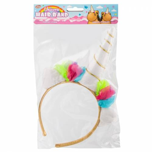 Unicorn Hair Band