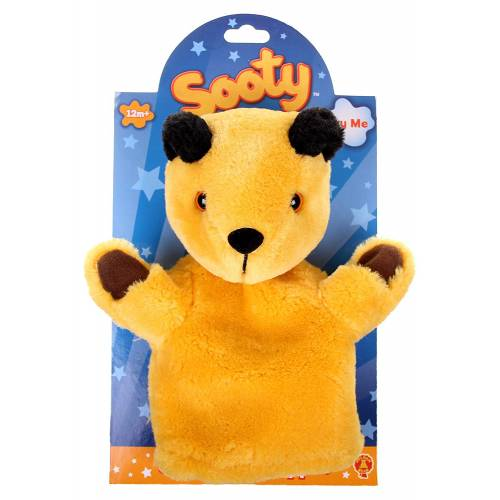 Sooty Hand Puppet - Sooty