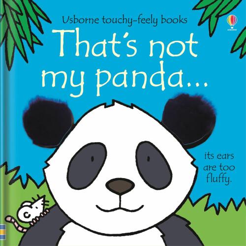Usborne Books - That's Not My Panda...