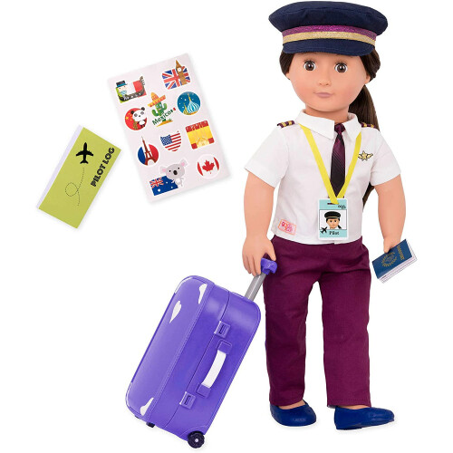 Our Generation Kaihily Professional Collection Doll