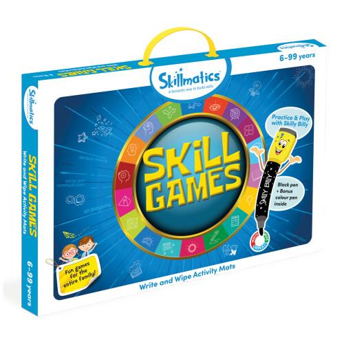 Skillmatics Activity Mats - Skill Games