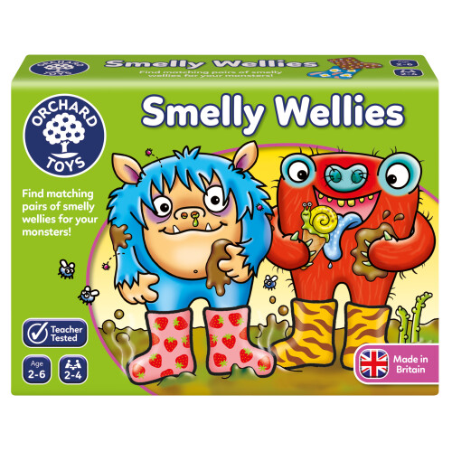 Orchard Smelly Wellies