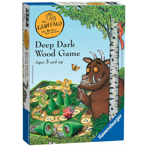 The Gruffalo Deep Dark Wood Game