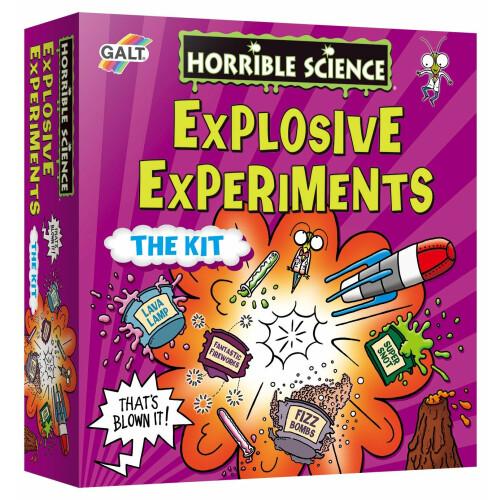 Galt Explosive Experiments