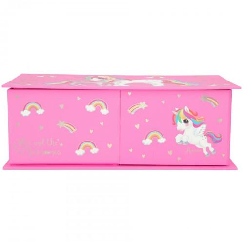 Depesche Ylvi & the Minimoomis Jewellery Box - Unicorn
