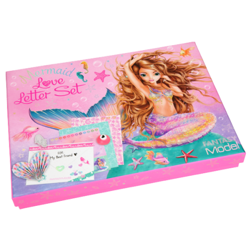 Depesche Fantasy Model Mermaid Love Letter Set