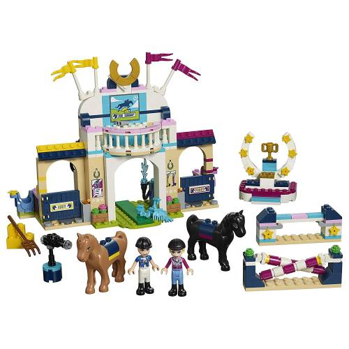 Lego 41367 Friends Stephanie's Horse Jumping Playset