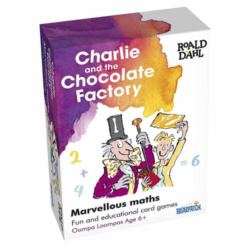 Charlie and the Chocolate Factory Marvellous Maths Games