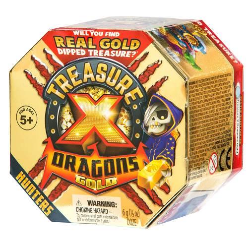 Treasure X Dragon Gold - Hunters