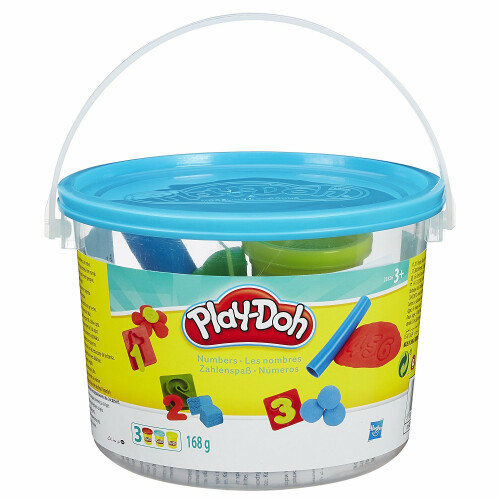 Play-Doh Mini Bucket - Numbers