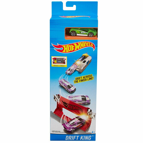 Hot Wheels Action Drift King Set