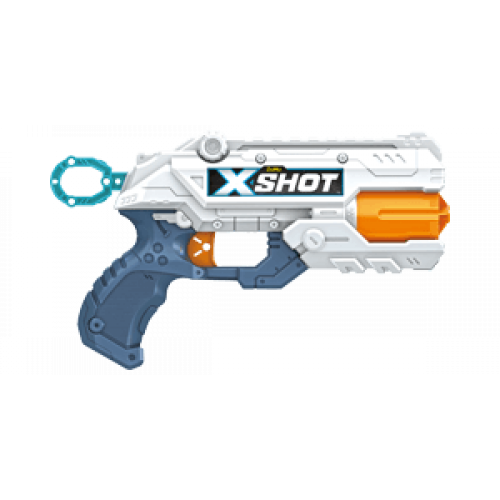 Zuru X-Shot Reflex 6 With Cans