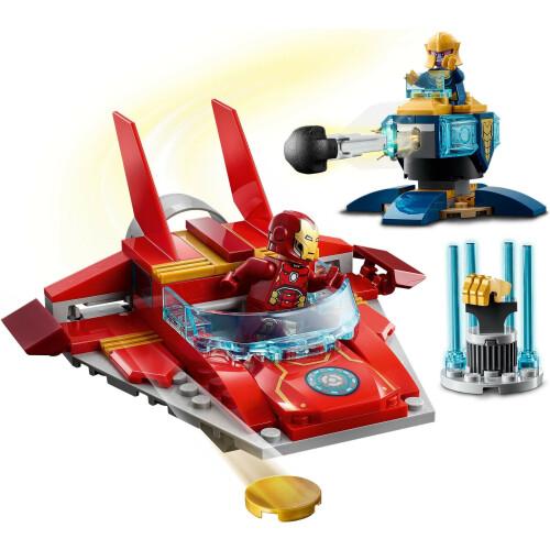 Lego 76170 Avengers Iron Man vs. Thanos