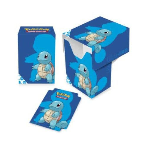 Pokemon TCG Deck Box - Squirtle