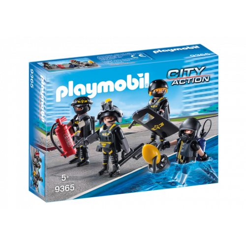 Playmobil City Action 9365 SWAT Team
