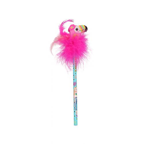 Depesche Top Model Pencil With Eraser-Topper - Toucan