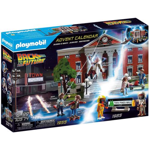 Playmobil Advent Calendar 70574 Back to the Future