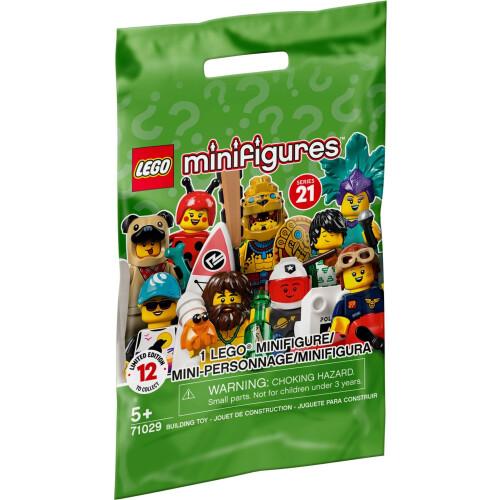 Lego 71029 Minifigure Series 21 (Single Pack)