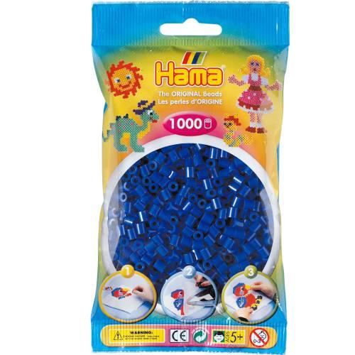 Hama Beads 207-08 Blue