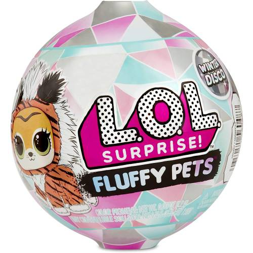 L.O.L. Surprise! Winter Disco Fluffy Pets
